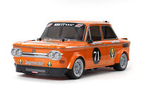 Tamiya 58649 NSU TT Jagermeister M-05 RC Car Kit (CAR WITHOUT ESC)