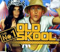 THE NO 1 OLD SKOOL ALBUM various (4X CD compilation box set) breakbeat, hardcore