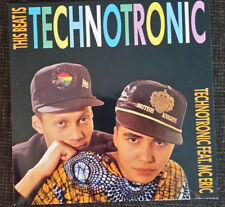 Technotronic Feat. MC Eric ‎– This Beat Is Technotronic Label: BCM Records