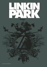 "LINKIN PARK FLAGGE / FAHNE ""PLAN B"" POSTER FLAG"