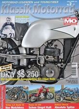 KM0902 + DKW SS 250 + HONDA CX 500 + AJS Model 26 + MO Klassik Motorrad 2 2009