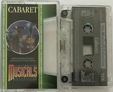 The Musicals Collection - No.8 - Cabaret - Cassette Tape