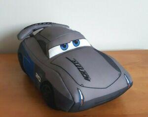 Disney Pixar Cars 3 Jackson Storm  Plush Soft Stuffed Toy 30CM