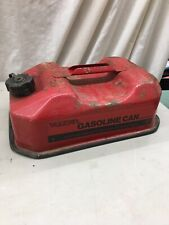 Vulcan Metal Gas Gasoline Can model PMC.1 vintage 1 galloon