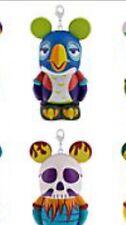 "NEW Disney Vinylmation Jr Adventureland Pierre Macaw 1.5"" Figure With Box & Foil"