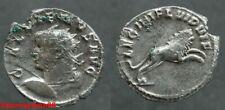 Romaine ! TRES RARE Antoninien de GALLIEN IVe LEGION FLAVIA (Serbie), rv au Lion