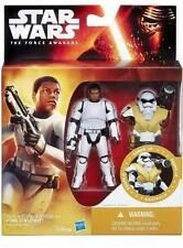 Star Wars (Finn (FN-2187) Armor Up Action Figure The Force Awakens + Free Post)