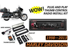 HARLEY DAVIDSON PLUG AND PLAY PLUG N PLAY RADIO STEREO SYSTEMS ELECTRONICS