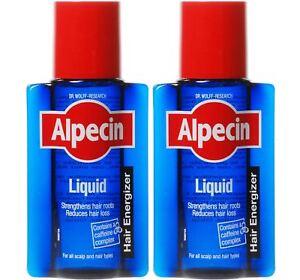 Alpecin After Shampoo Liquid - 200ml - Pack of 2
