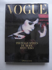 Polly Devlin - Vogue photographies de mode 1920 - 1980