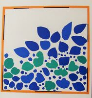 HENRI MATISSE -  ACANTHES  - ORIGINAL  LITHOGRAPH - 1958 - FREE SHIP IN US