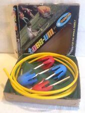 Vintage 70s TOSS-UM (PLASTIC DART-RING TOSS) MADE BY COSOM-U.S.A- VERY RARE