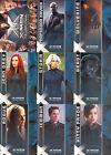 2006 X-Men 3 Last Stand COMPLETE 72-CARD BASE SET Rittenhouse Archives Marvel