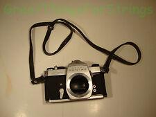 Asahi Pentax Spotmatic SP Film Camera 45M Mount Japan 1331964 w/ Strap Vintage