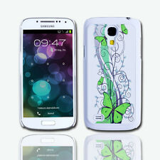 Design No.4 Back Cover Case Handy Hülle Kappe  für Samsung i9500 i9505 Galaxy S4