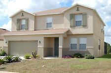 826 Florida villas for rent large 5 bed home with games room & pool 10 Nights