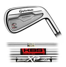 Build a Custom TaylorMade Rsi TP Iron / Choose Iron, Shaft & Flex From Drop Down