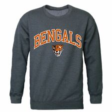 SUNY Buffalo State College Campus Sweatshirt Sweater Heather Charcoal