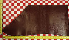"AUTHENTIC HORWEEN LOLIPOP RED CAVALIER LEATHER CUT 5oz 24""x12"" NAT. QLTY"