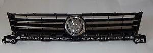 New Genuine VW Caddy Touran Radiator Grille With Chrome Inlay 1T0853651BQ PWF