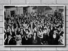 The Shining Overlook Hotel 4th of July Ballroom Print 14x21 27x40 Poster T581