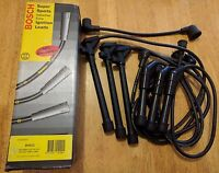 NOS NEW BOSCH B6022i Ignition Leads Set Fits NISSAN MAXIMA J30 V6 VG30E 90-95
