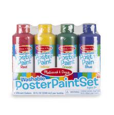 Melissa & Doug Poster Paint Set of 4 #4127
