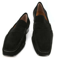 Neuf Sutor Mantellassi Noir Chaussures - Mocassins Plats - 12/11 - (SM68344081)