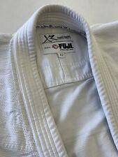 Fuji Classic Performance Gi Xande Ribeiro Size A2 White Pre-Owned