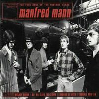 MANFRED MANN The Very Best Of The Fontana Years CD BRAND NEW