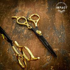 Impact® Custom Professional Hairdressing Scissors Barber Hair Cutting Thinning