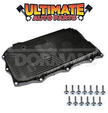 Automatic Transmission Pan w/Gasket,Bolts & Filter AWD or RWD for 11-17 BMW 550i