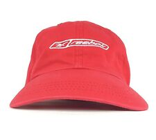 24 Hour Fitness Reebok Embroidered Red Baseball Cap Hat Adj Adult Size Cotton