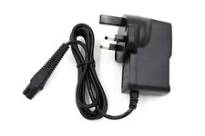 UK Plug For Braun Shaver Charger Power Lead Cord Series 3 360, 370, 380, 390