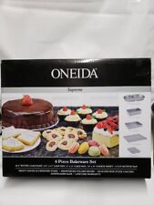 Oneida Supreme 6 Piece Bakeware Set FREE SHIPPING NEW