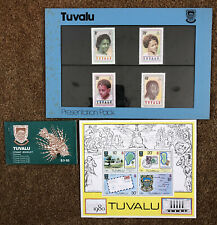 1970's/1980's Tuvalu Stamps