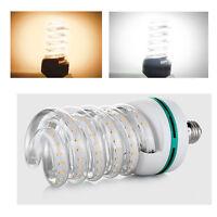 Spiral Shape E27 5W/7W/9W/12W/16W 2835SMD LED Energy Saving Lamp Bulb Cool White