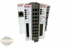 Beckhoff PLC CPU CX1010 mit CX1100-0002, CX1010-0011, CX1010-N000