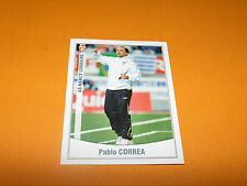 316 PABLO CORREA AS NANCY LORRAINE ASNL PANINI FOOT 2011 FOOTBALL 2010-2011