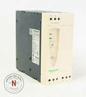 SCHNEIDER ABL8REM24050 POWER SUPPLY, 100-240VAC, 1.6A IN, 24VDC, 5A OUT