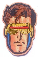 Cyclops Scott Summers Embroidered Patch Marvel Comics X-men  Avengers Iron On