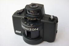 Panoramic 35mm film camera Zenit KMZ Horizon 202. KIT . BRAND NEW