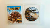 MotorStorm Pacific Rift Sony PlayStation 3 PS3 Complete CIB VERY Fast Ship World