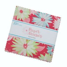 "Paper Daisies 5"" Stacker 42 pcs collection by Sue Daley for Riley Blake Designs"