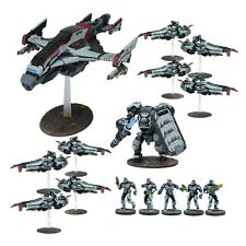 Deadzone, 2nd Edition: (Enforcers) Enforcer Reserve Force