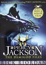 Percy Jackson: The Demigod Files (Film Tie-in),Rick Riordan