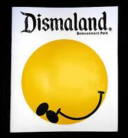Official Banksy Dismaland Programme Souvenir Collectors Book Memorabilia RARE