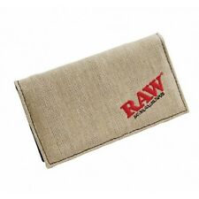 RAW Smokers Kingsize Hemp Wallet - Tobacco Pouch - 1st Class Fast & Free