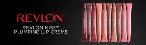 Revlon Kiss Plumping Lip Creme - Choose Your Shade - New