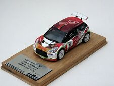 Greer / Riddick - Galway Rally 2016 CITROEN DS3 R5 1:43 scale, irish rally